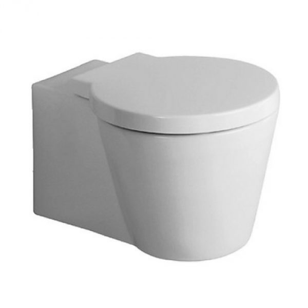 podna wc olja kerami ka bela starck 1 duravit. Black Bedroom Furniture Sets. Home Design Ideas