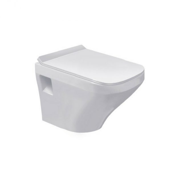 DuraStyle Compact WC šolja, konzolna zidna