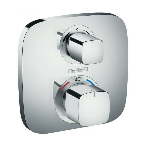 Ecostat E, Termostatski mešač sa dve funkcije