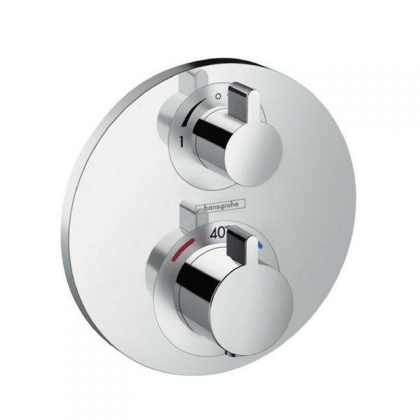 Ecostat S termostatski mešač sa prebacivačem