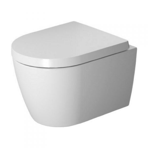 ME by Starck Compact WC šolja, konzolna zidna, 370×480