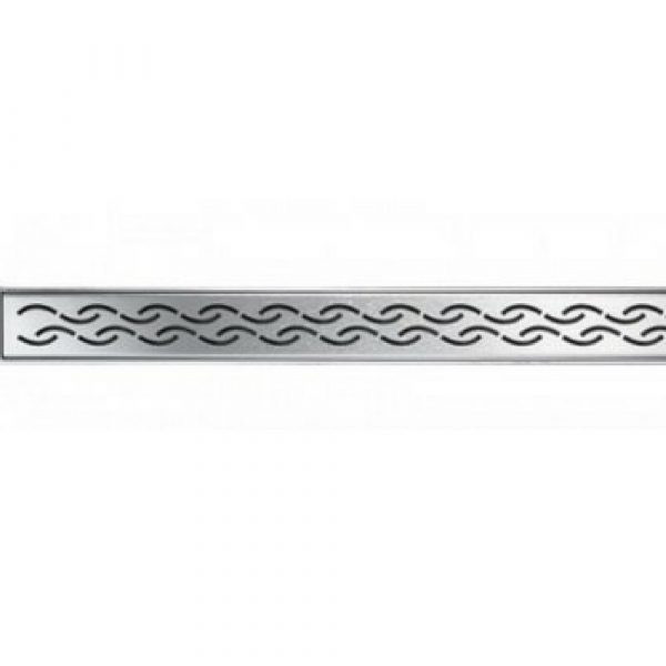 ACO Showerdrain Exclusive line 900mm Chain