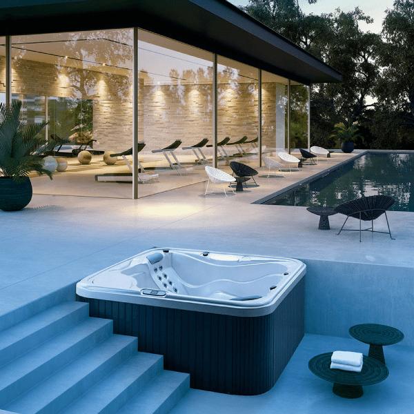 Hidromasažni bazen My Spa 228 za 5 osoba