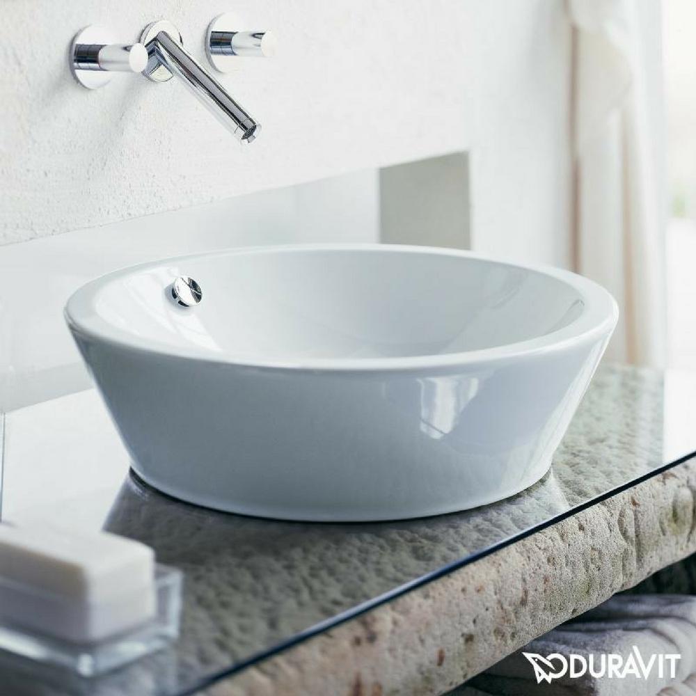 starck 1 lavabo nadgradni pre nika 530 mm duravit. Black Bedroom Furniture Sets. Home Design Ideas
