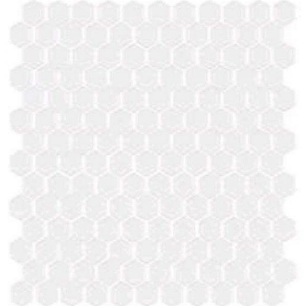 Armonie Game 2,3×2,6 esagono bianco mix
