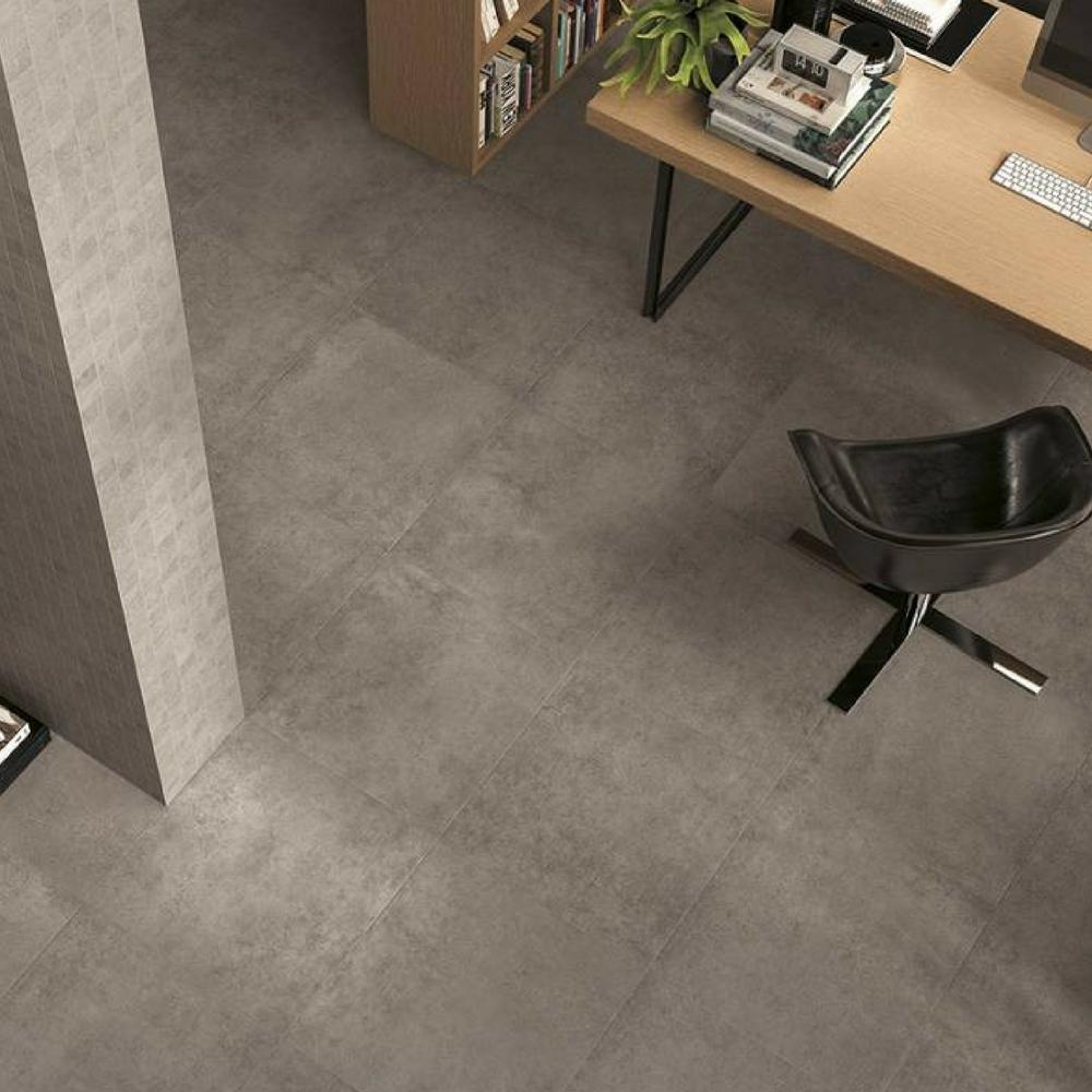graitna keramika mat obrada svetlo siva izgled betona 9mm debljine 30x60. Black Bedroom Furniture Sets. Home Design Ideas