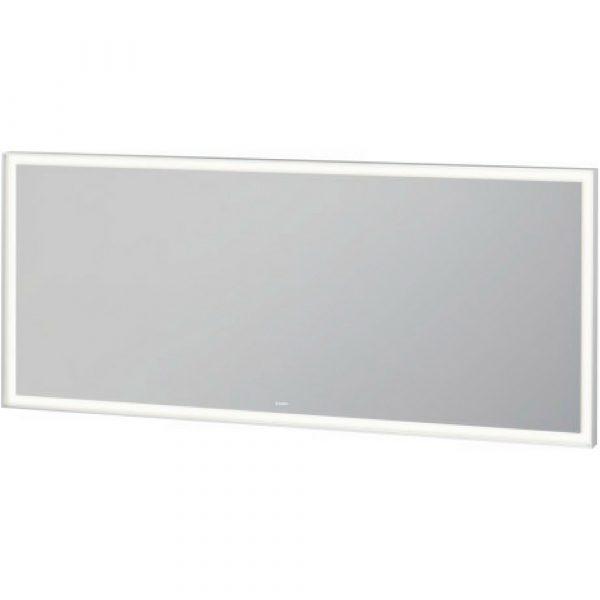 DU L-Cube ogledalo 1600x700x67, LED 3500K Duravit