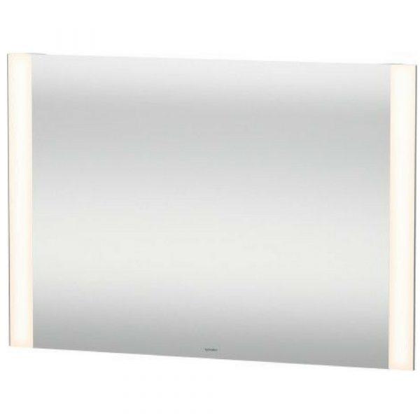 DU light and mirrors, ogledalo sa svetlom 32 W 1000x700x34 best Duravit