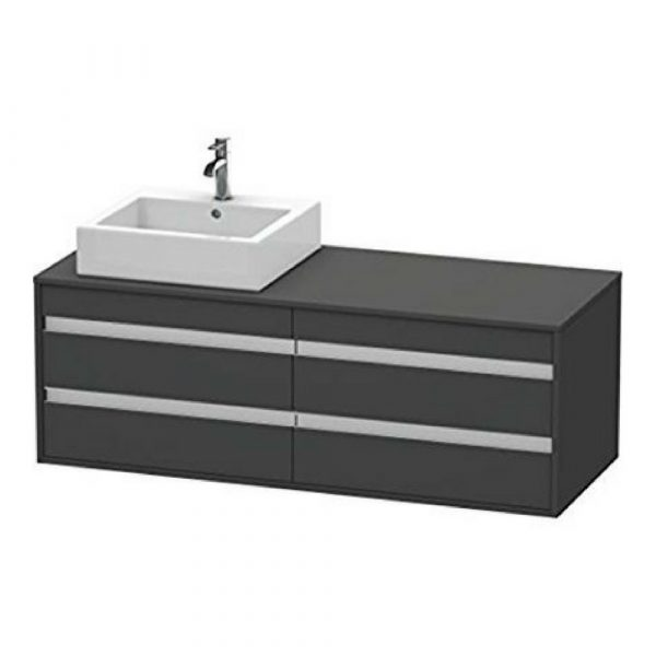 Ketho ormarić za nadgradne umivaonike 1400×550 Duravit