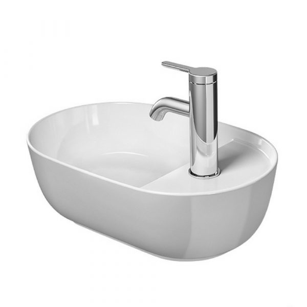 Nadgradni umivaonik 420mm Luv beli Duravit