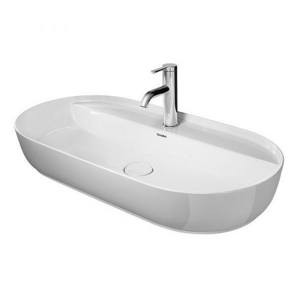 Nadgradni umivaonik 800x400mm Luv beli Duravit