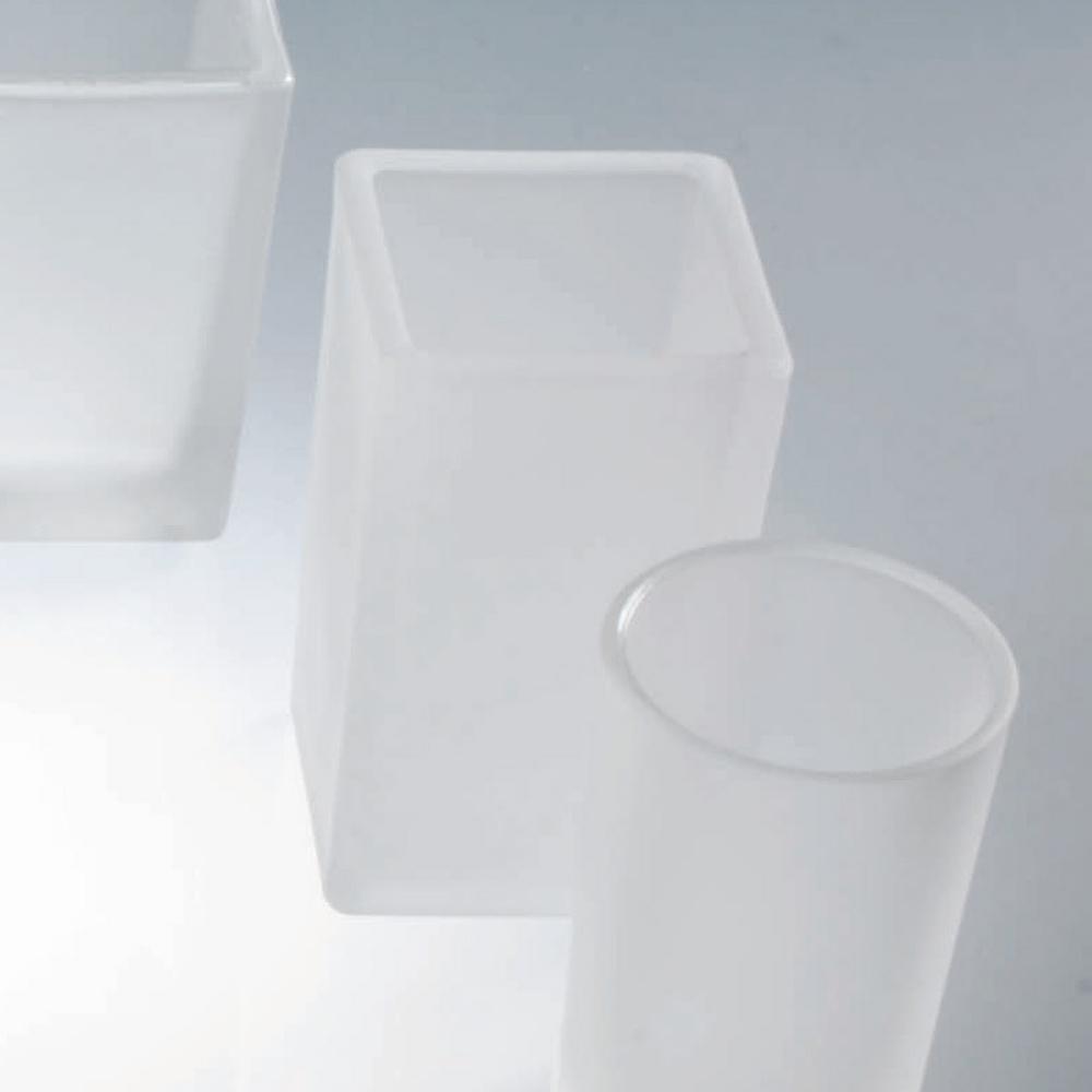 Čaša Za Četkice, Satinirano Staklo, CO EMG, Decor Walther