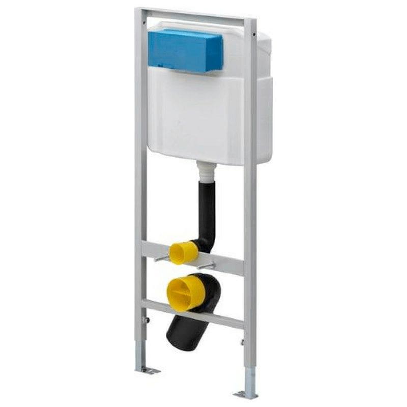 1130, Viega Eco element za konzolnu WC šolju, okvir od čelika, elektrostatički 1