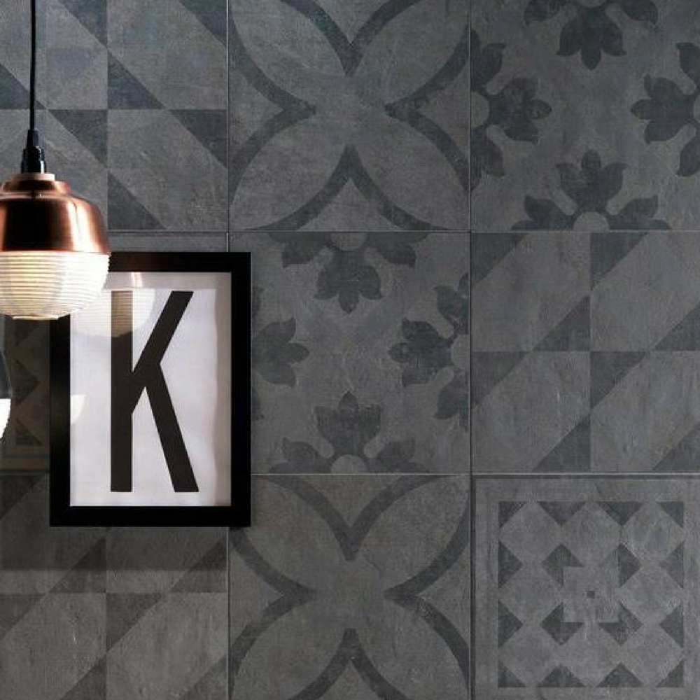 30×30 District Street nat rt Dekorativna, Lea Ceramiche