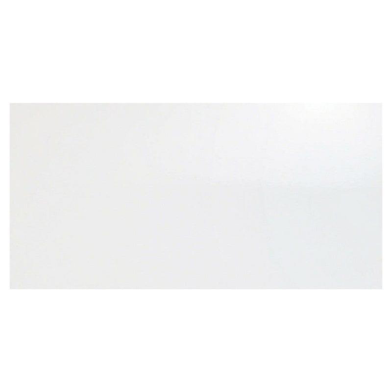 40×80 3D Wall solid bela mat zidna keramika Atlas Concorde 1
