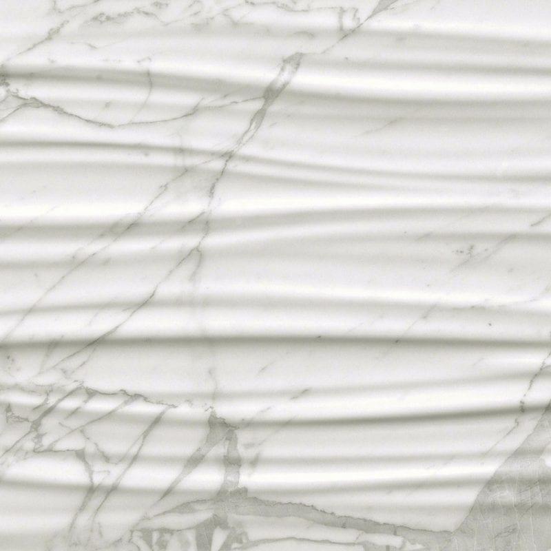 40×80 sjajna dekorativna keramika Statuario Select Ribbon Atlas Concorde 1