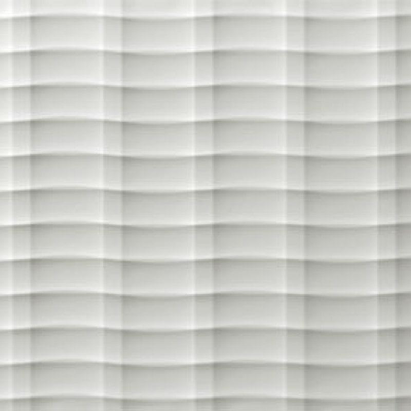 50×110 3D Wall Plot bela mat zidna pločica Atlas Concorde 1