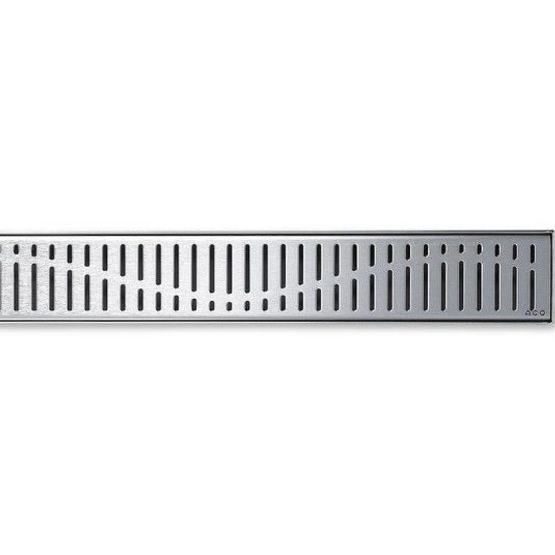 ACO Classic telo sa flanšom 685 mm, sa Wave rešetkom, visina 65 mm 1