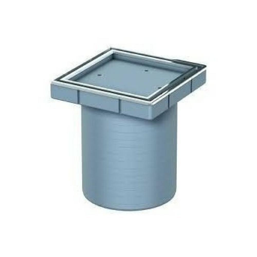 ACO EasyFlow plastični podni slivnik – gornji deo za ispunu pločicama