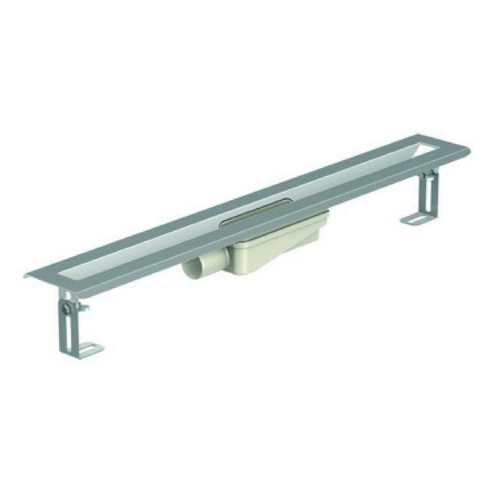 ACO Slim telo kanala, 700mm, visina 80 do 110mm