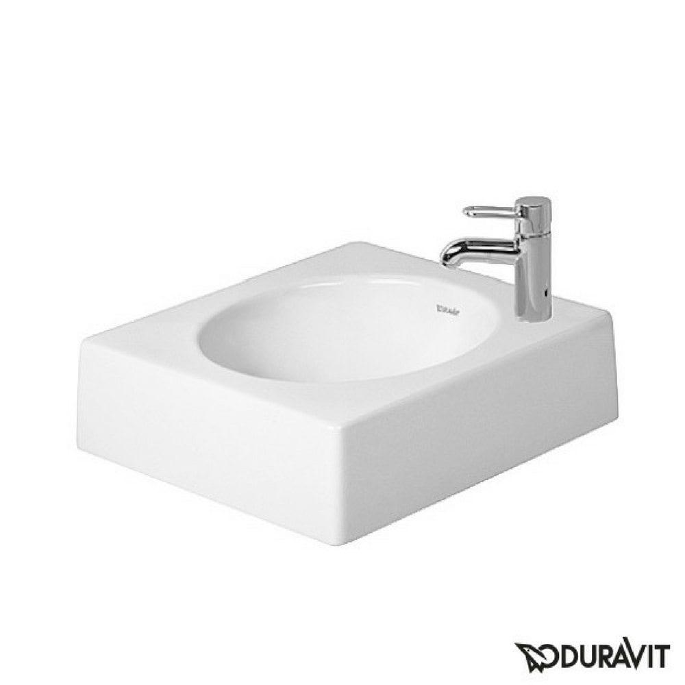 Arhitec Nadgradni lavabo 45×45 cm, Duravit 1
