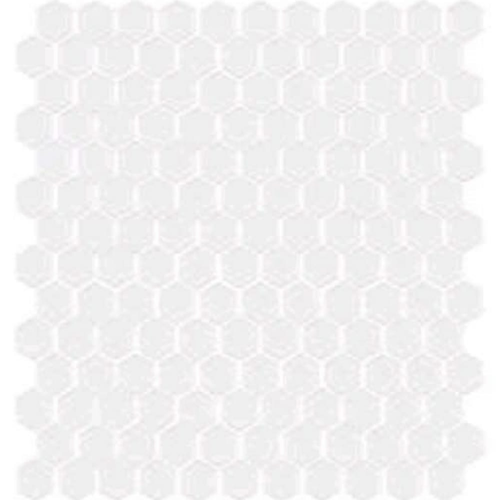 Armonie Game 2,3×2,6 esagono bianco mix 1