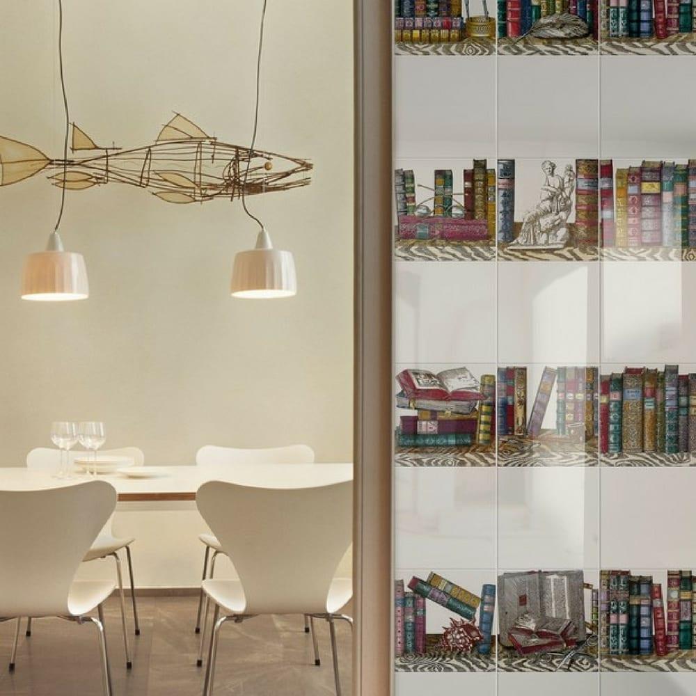 CB Design Libreria set 11 kom Ceramica Bardelli 1