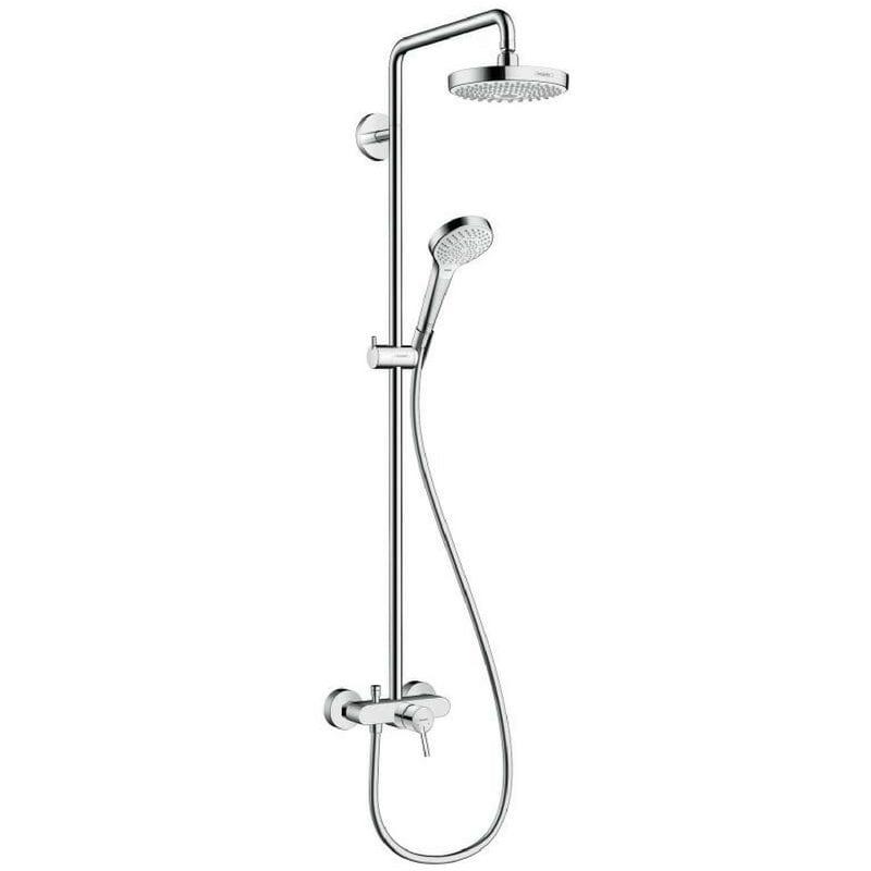 Croma Select S 180 2jet Showerpipe Tuš set 1