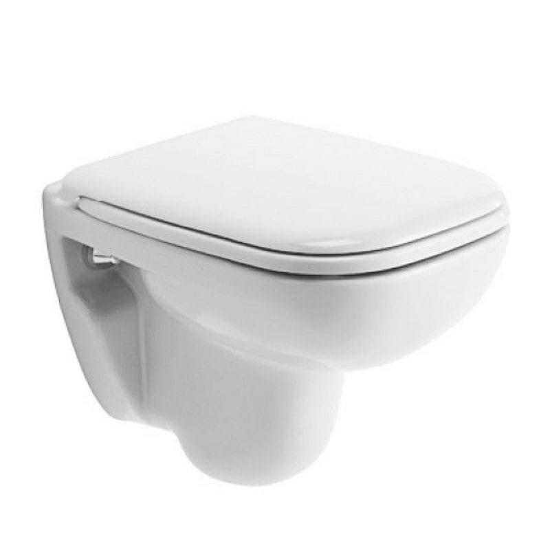 Duravit D-Code Compact WC šolja, konzolna zidna 1