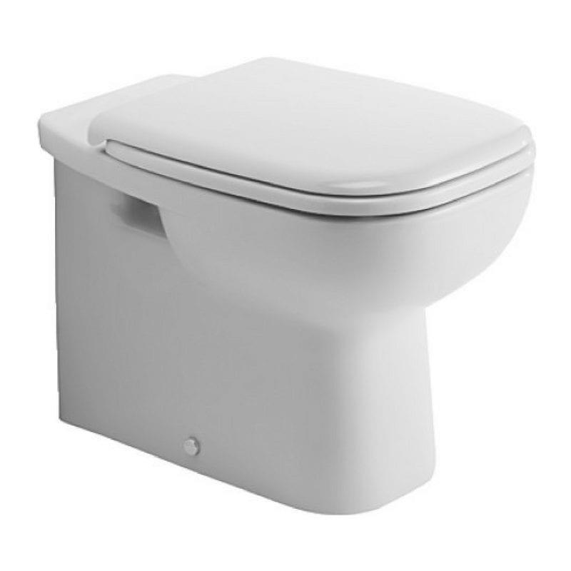 D-Code WC šolja, horiznontalni odvod, samostojeća, Duravit 1