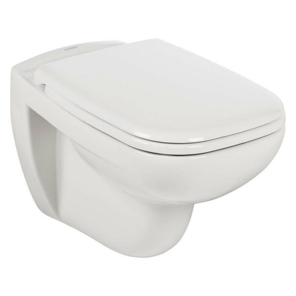 D-Code WC šolja, konzolna 355×545 mm Duravit 1