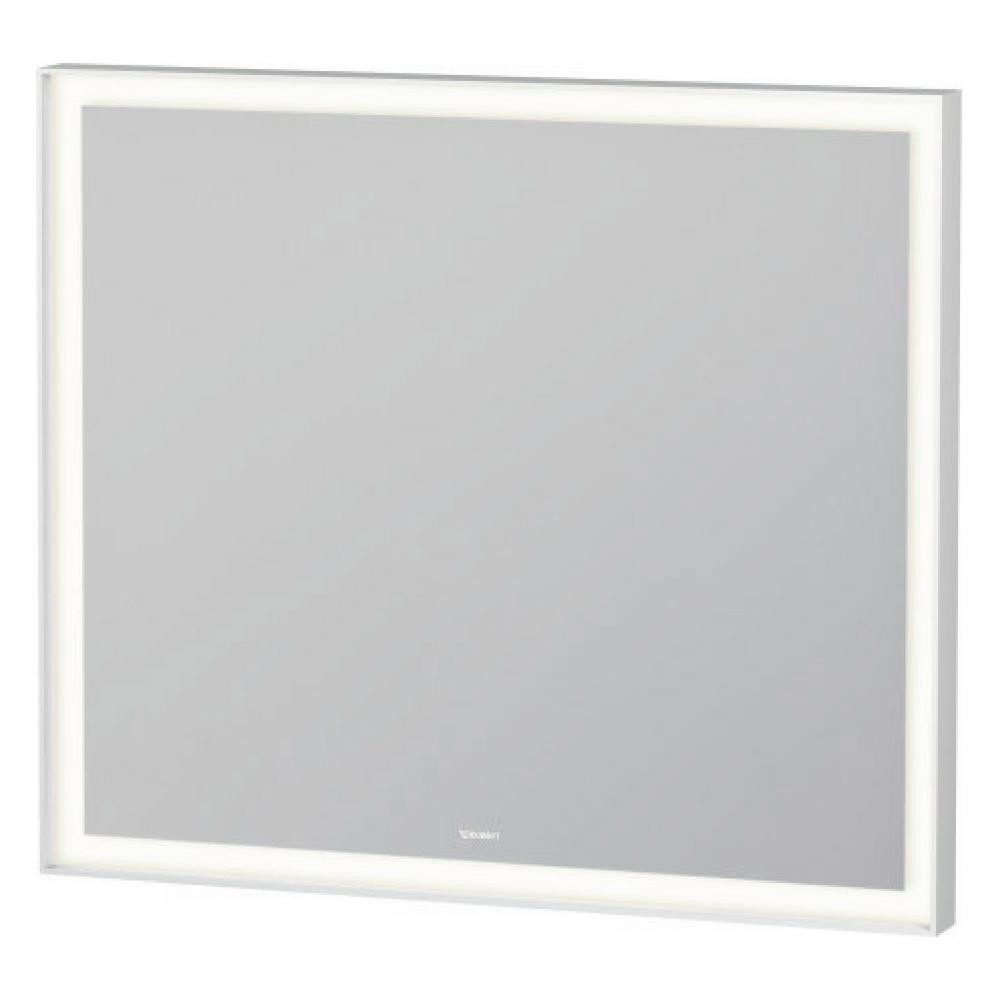 DU L-Cube ogledalo 800x700x67, LED 3300K Duravit