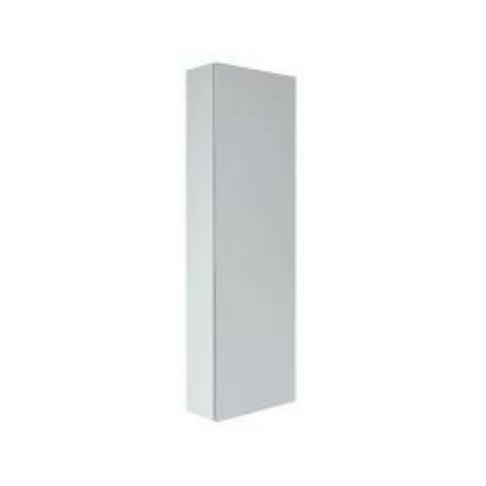DU L-Cube vertikalni ormarić 400x243x1320 white matt Duravit