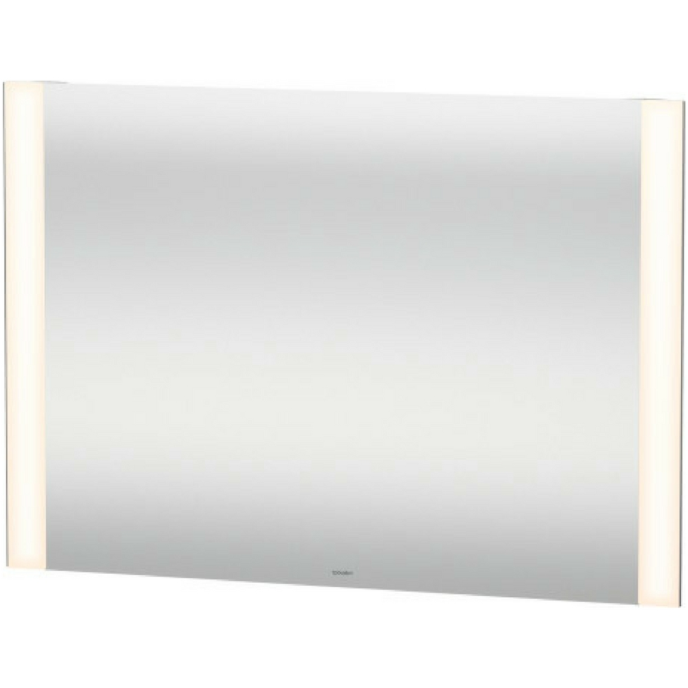 DU Light and Mirrors ogledalo, sa svetlom 1000×700 beter Duravit