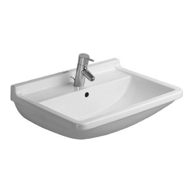 DU Starck 3 lavabo 650x485mm 1