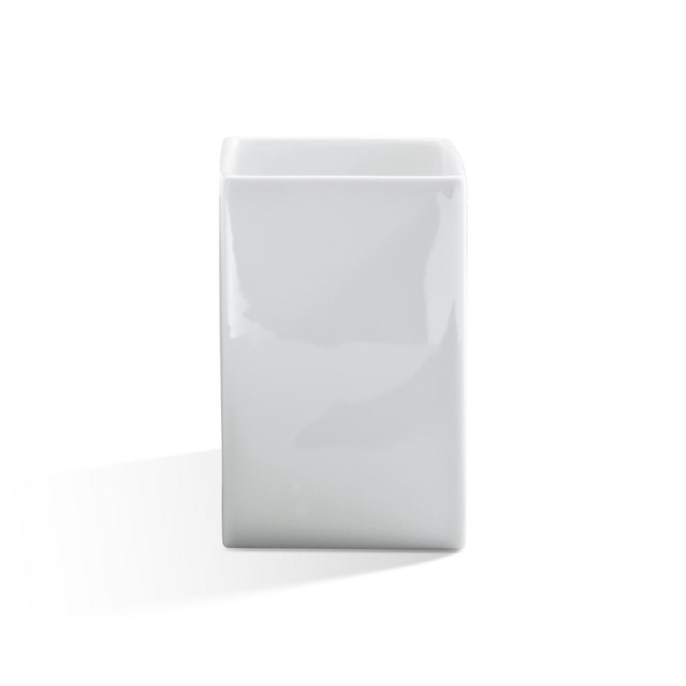 Držač Četkice Za Zube, Porcelan, Beli, DW 627, Decor Walther