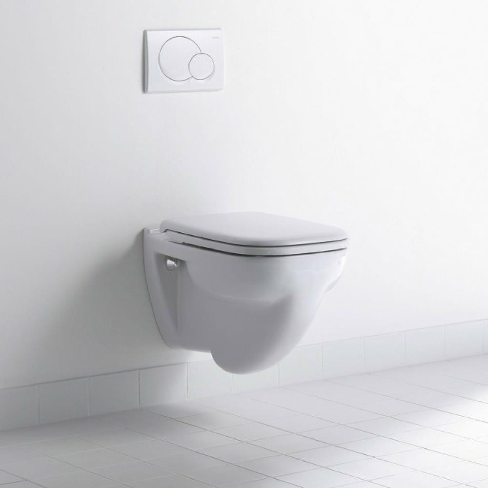 DU D-code konzolna wc šolja, Duravit