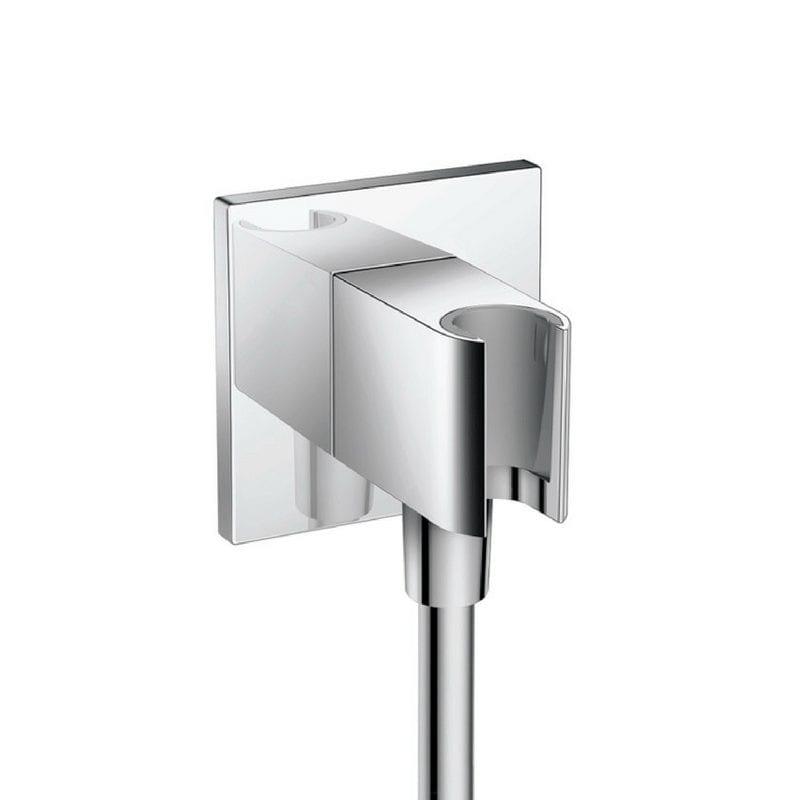 Fixfit Držač za tuš ručicu i izlazni ventil , kvadratni 9×9 1