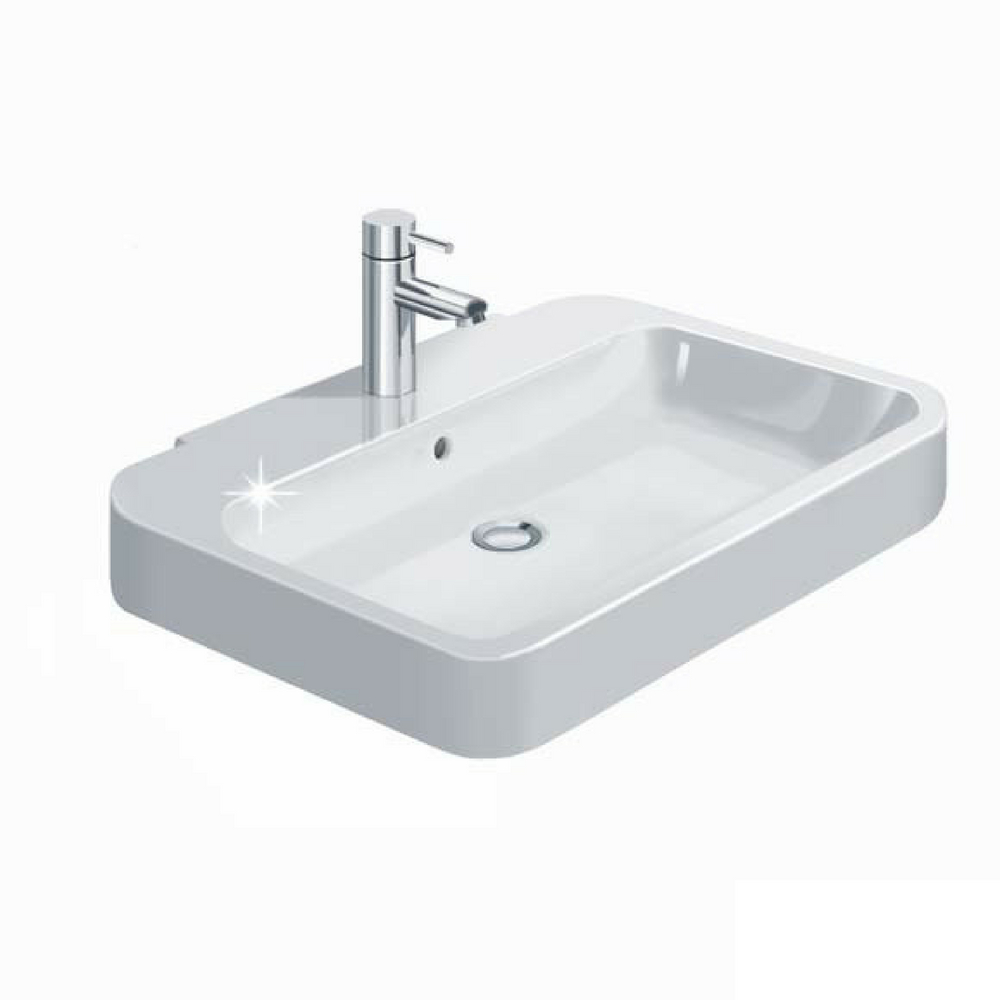 Happy D.2 Lavabo, 600×475, Duravit