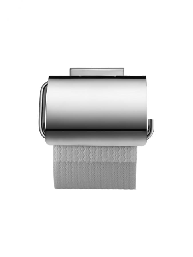 Karree Držač toalet papira sa poklopcem, Duravit 1