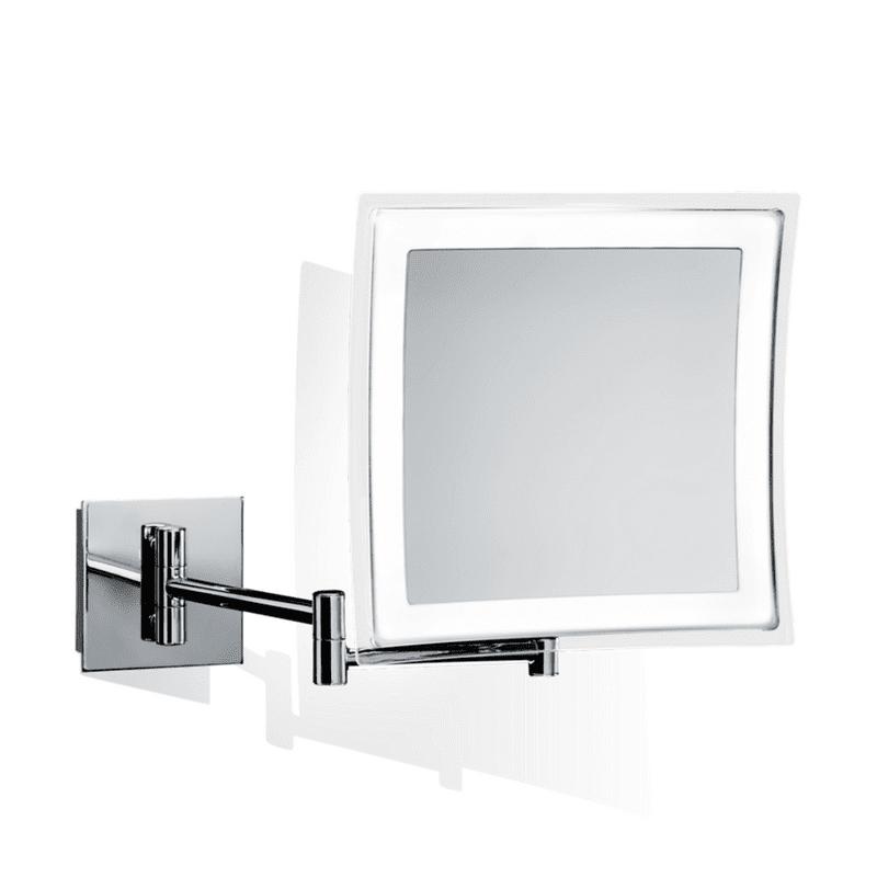 Kozmetičko ogledalo, 5 x uvećanje, hromirano, model BS 84 Decor Walther 1