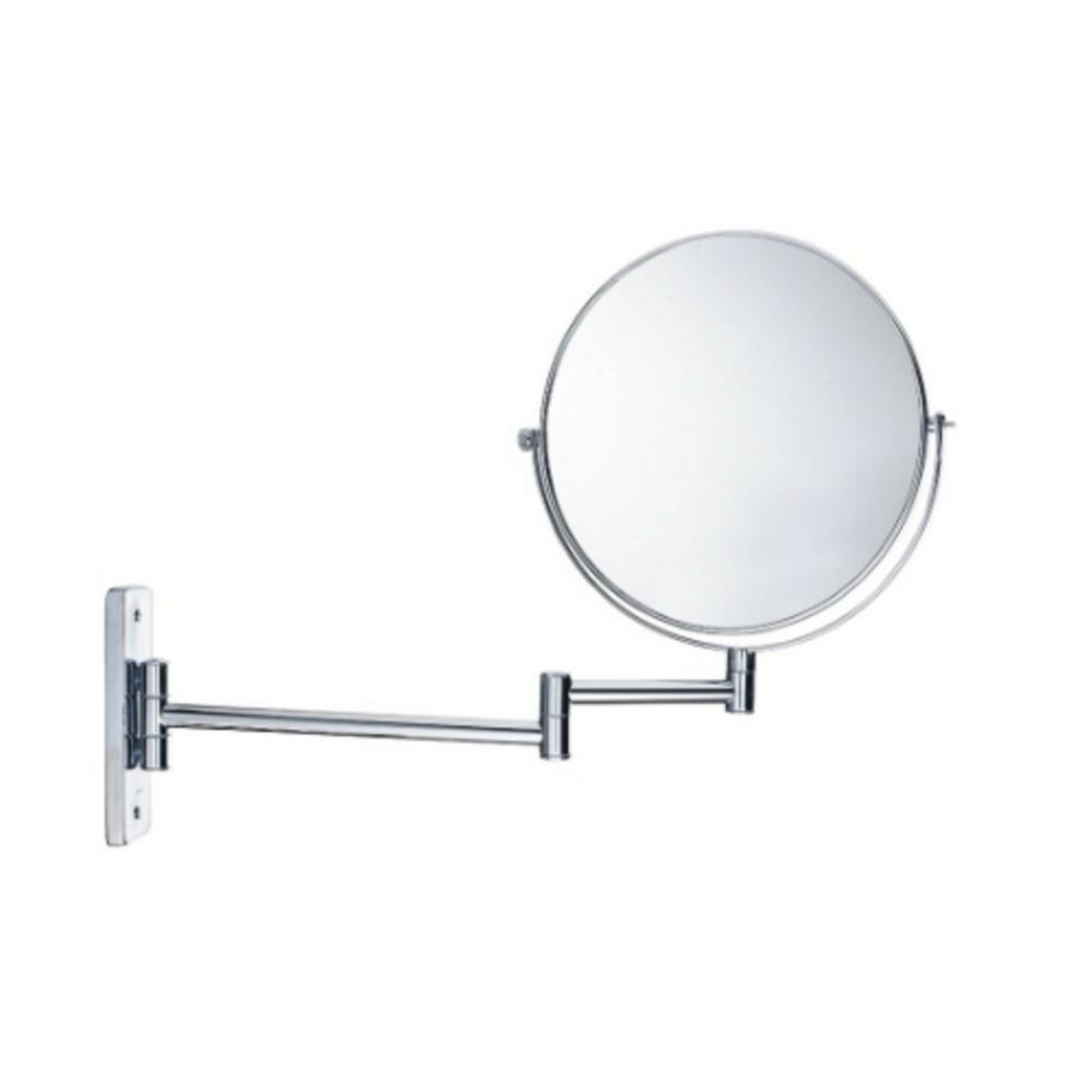 Kozmetičko ogledalo, bez osvetljenja, 3x uvećanje, D-Code, Duravit