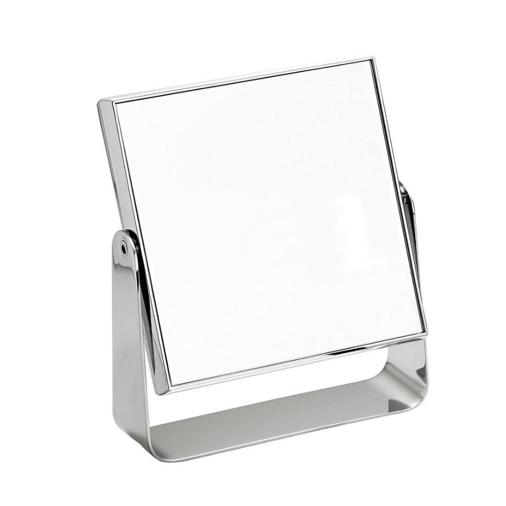 Kozmetičko ogledalo bez osvetljenja, uvećanje 1x 5x, SPT 65, hrom, Decor Walther 2