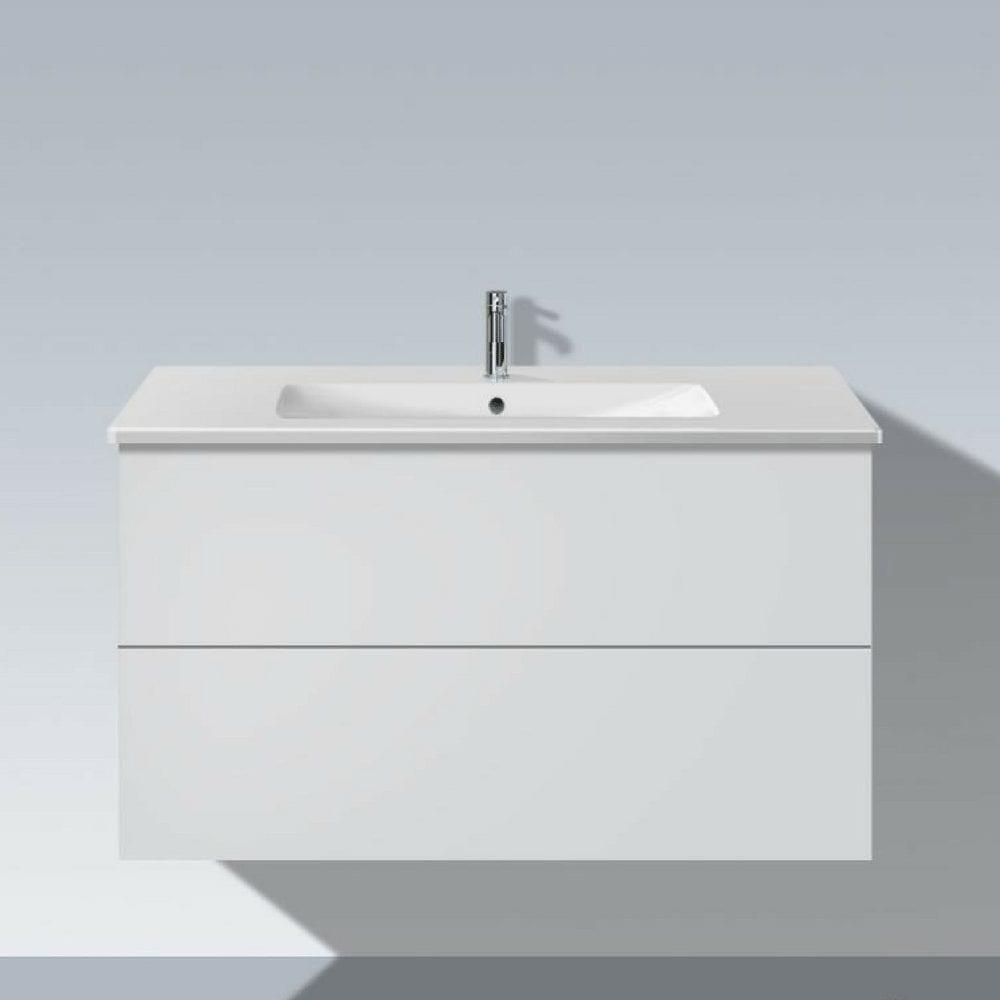 L-Cube kupatilski nameštaj sa 2 fioke 1020x550x481 Duravit 1