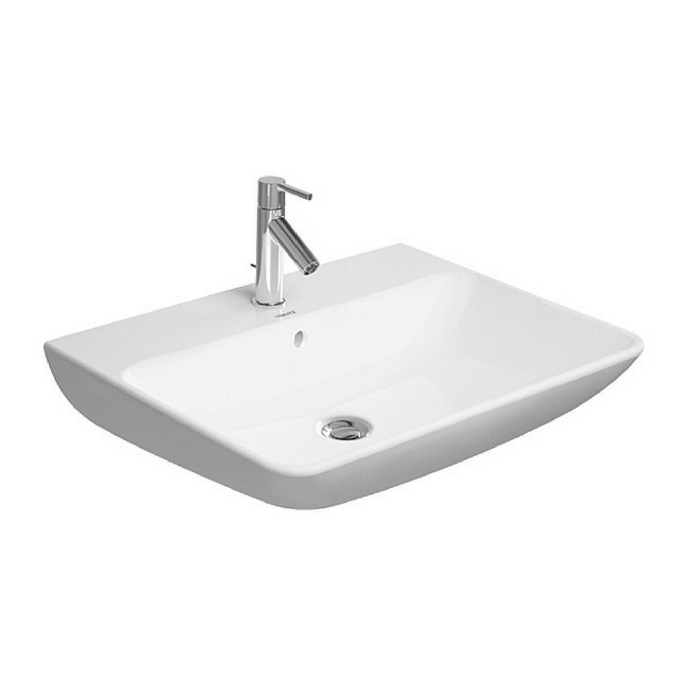 Lavabo 650x490mm ME by STARCK Duravit