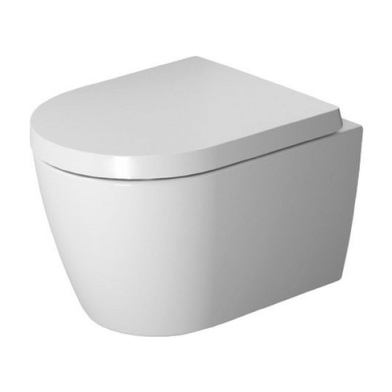 ME by Starck Compact WC šolja, konzolna zidna, 370×480, Duravit 1
