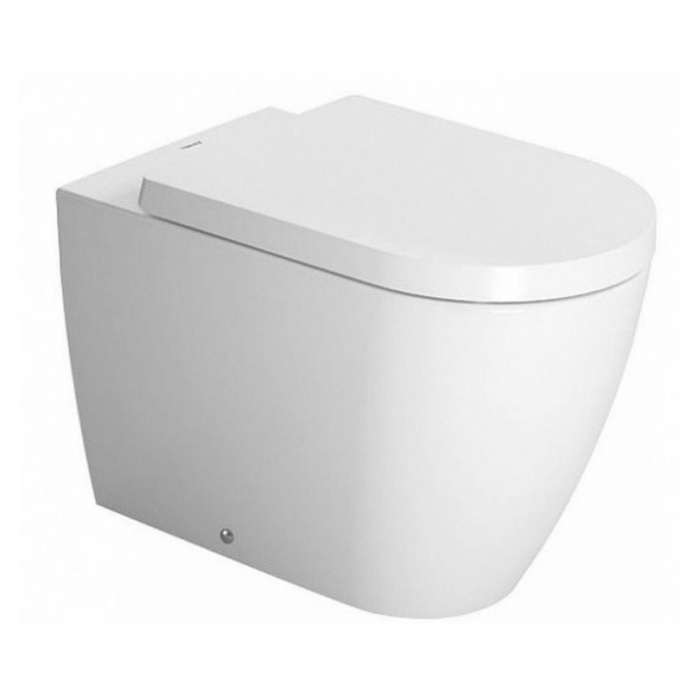 ME by Starck WC šolja, podna, 370×600, Duravit