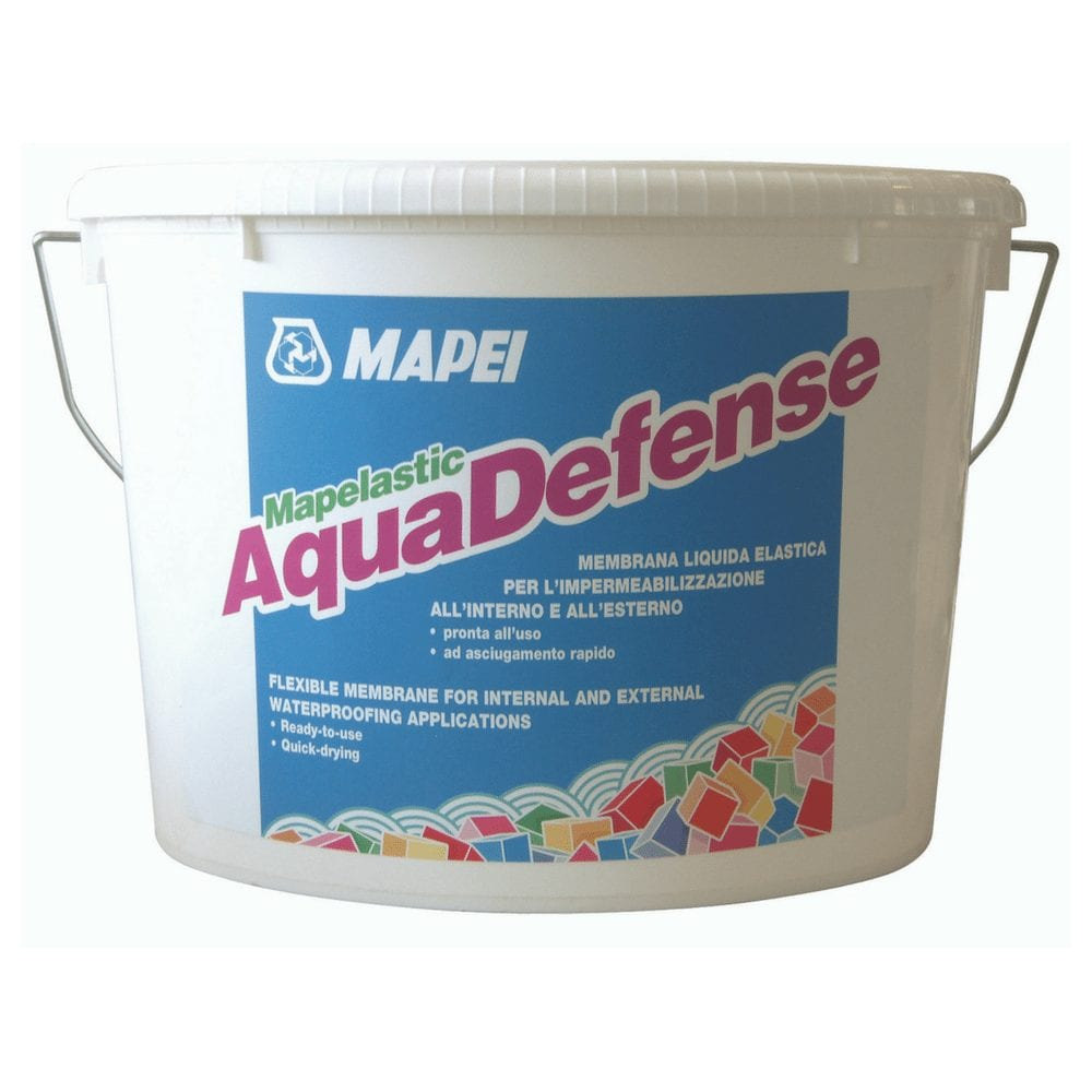 Mapei Mapelastic Aquadefense 15Kg Pakovanje 1
