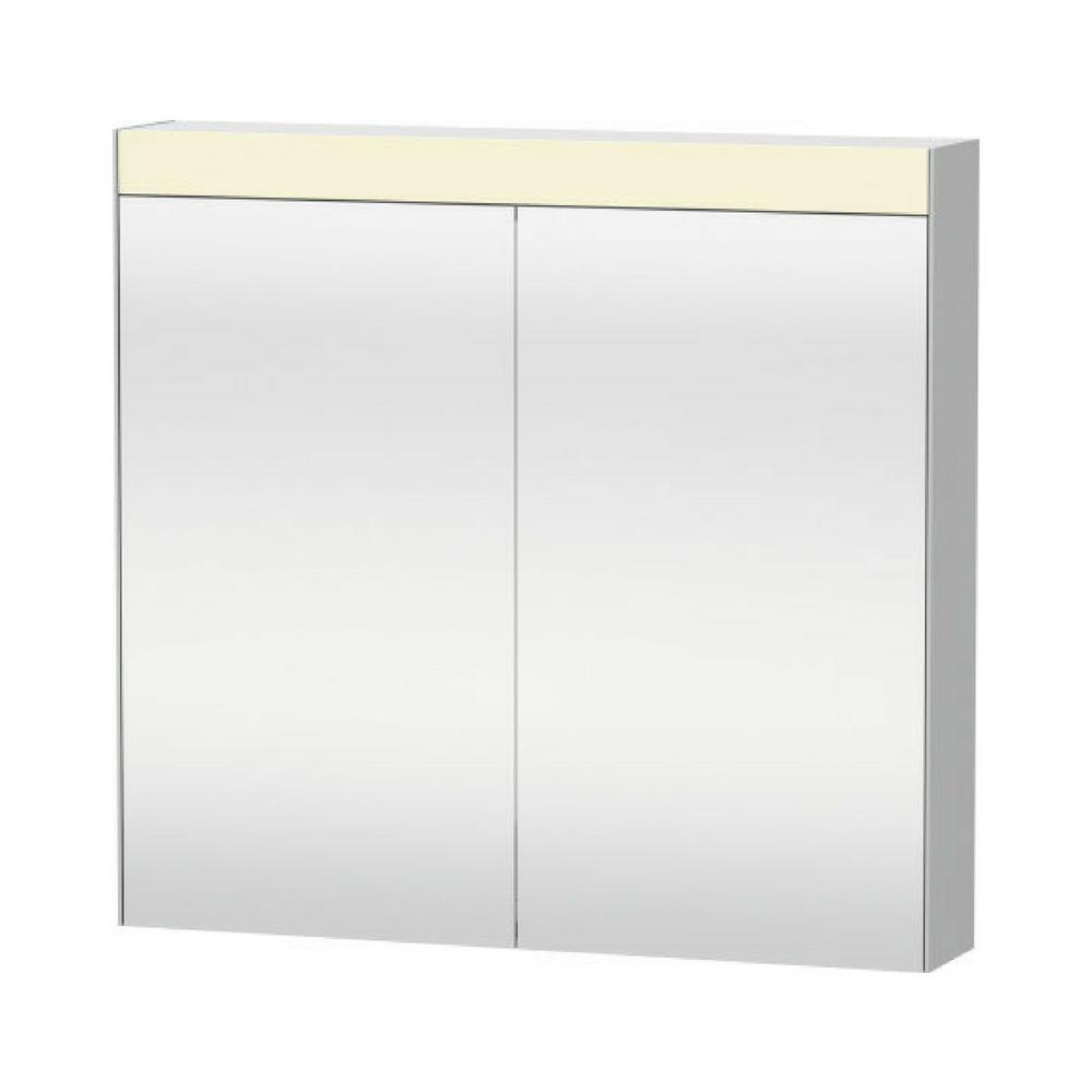 Mirror cabinet, ormarić 2 vrata, 2 ogledala sa rasvetom good Duravit