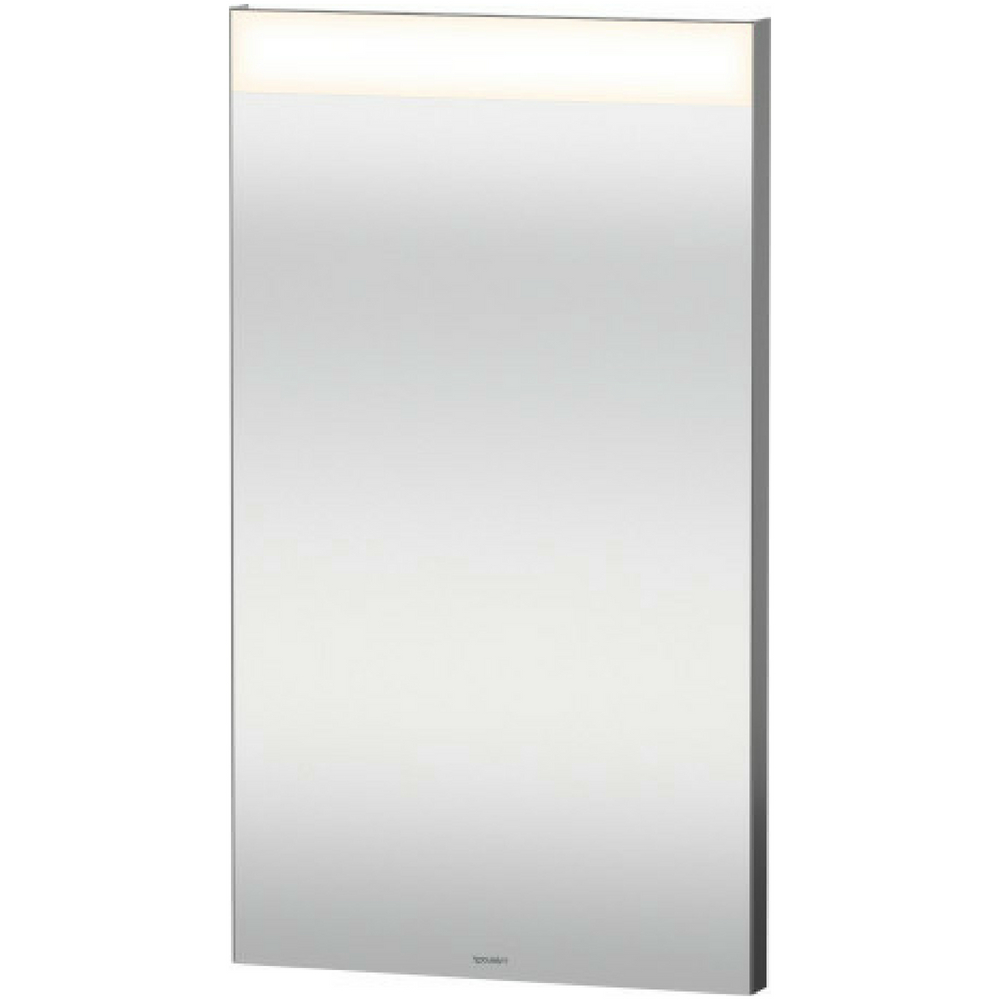 Ogledalo sa osvetljenjem 400×700 6W good Duravit